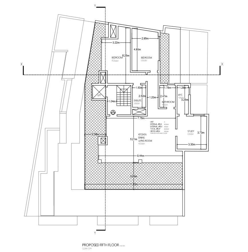 D-ONYX Penthouse