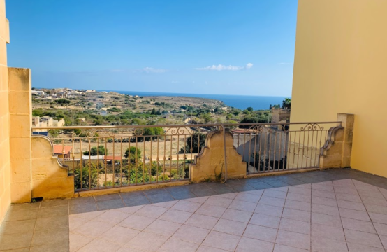 Nadur Townhouse For Long Let
