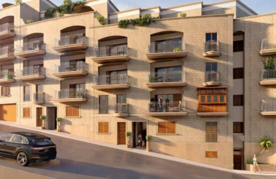 Qala Built Apartments Shell Form