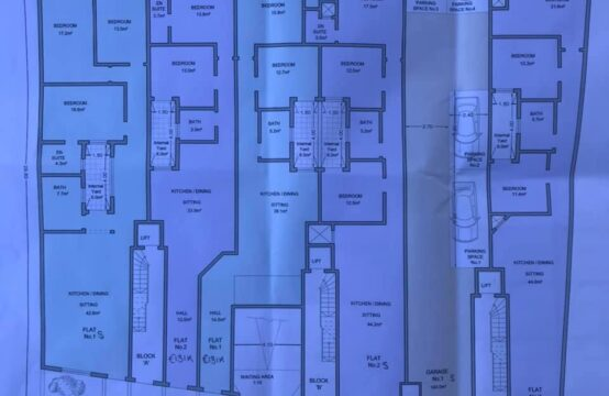 Gharb Apartments For Sale On Plan