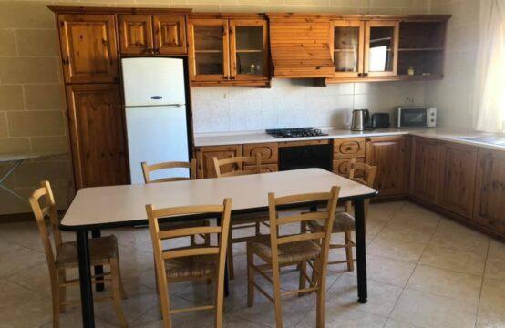 Ghajnsielem – long let apartment (Ref: GM65001JR)