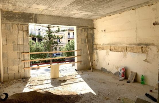 Marsalforn – duplex apartment for sale, shell form (Ref: MF273AG)