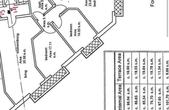 Marsalforn – apartment for sale (Ref: MF14201NM)