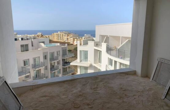 Marsalforn – penthouse for sale, finished (Ref: MF215HB)